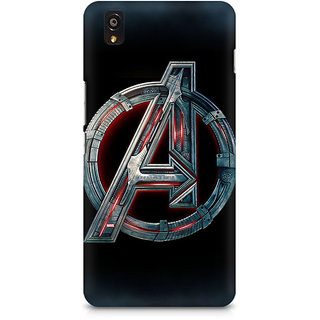 CopyCatz Avengers Age Of Ultron Premium Printed Case For OnePlus X