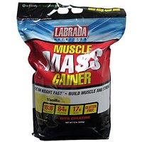Labrada Muscle Mass Gainer Chocolate 12Lbs