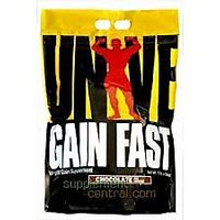 Universal Nutrition Gain Fast  10Lbs Chocolate Flavour