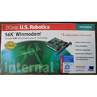 Driver for 3Com Winmodem with x2