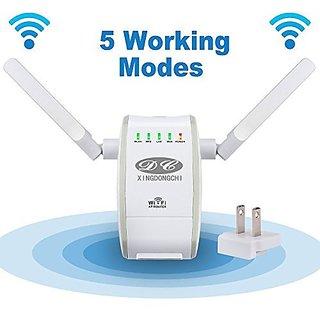 Wifi Router, XINGDONGCHI 300Mbps Wireless Range Extender Hotspot Access  Point Amplifier Wireless-N Mini AP Signal Booster 802 11n/b/g High Speed