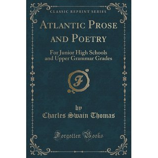 Atlantic Prose And Poetry