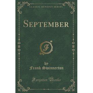 September (Classic Reprint)