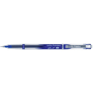 Cello Pointec Gel Pen (Pack Of 15 Pens)