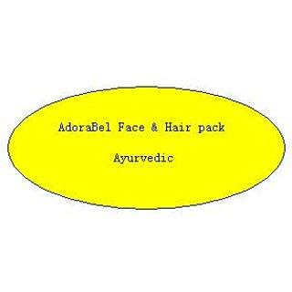 Adorabel Face & Hair Pack