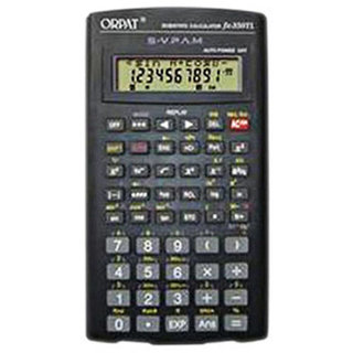 Orpat FX-350Tl Scientific Calculator