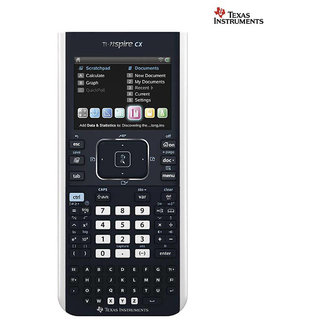 Texas Instruments NSPIRE CX NON CAS Graphic Calculator