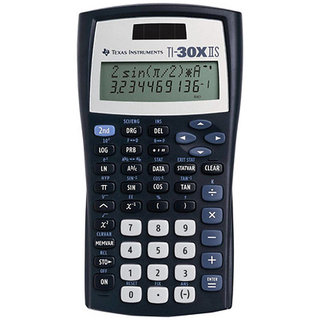Texas Instruments TI 30XIIS Scientific Calculator