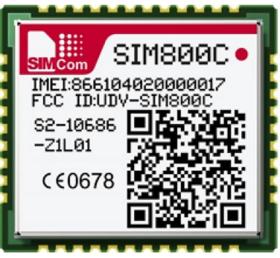 Simcom GSM-GPRS Module