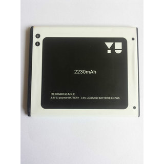 ORIGINAL Battery for Micromax YU5010 Yuphoria 2230 mAh (3 MONTH WARRANTY BUYGENUINE)