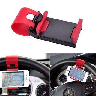 Car steering wheel phone socket holder CODEts-4177