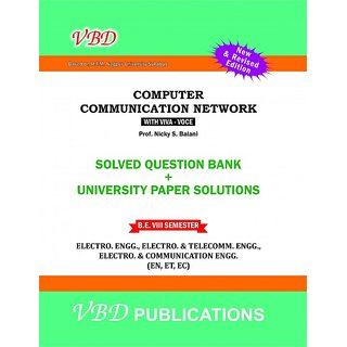 A text book of  Computer Communication Network VBD