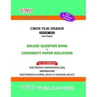 A text book of CMOS and VLSI Design VBD
