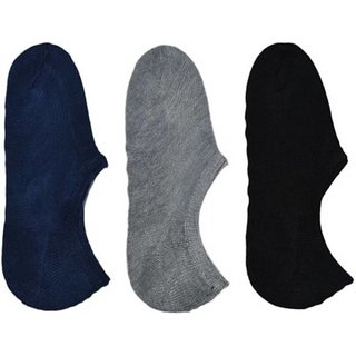 RR Accessories Men's No Show Socks(plan lofar3)
