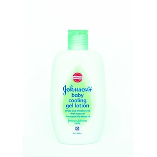 Johnsons Baby Cooling Gel Lotion - 200ml