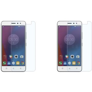 Premium Tempered Glass for Lenovo K6 Power (pack of 2)
