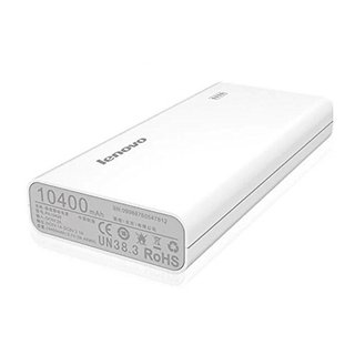 LENOVO 10400mAH portable USB power bank