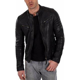 Mozri Pure Genuine Leather Men's Jacket