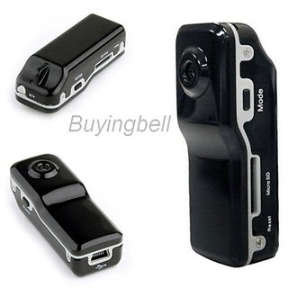 Mini Spy Camera Pocket Hidden audio Video Recorder Hidden Conceal DV DVR