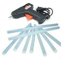 Glue Gun + 2 Pcs Glue Gun Sticks