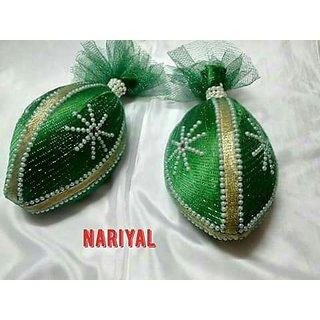 Harshil Creation  Decorative Nariyal