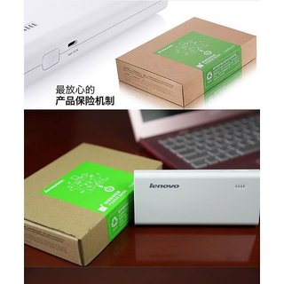... lenovo 10400 mah  2 port charging 10400 power bank ...