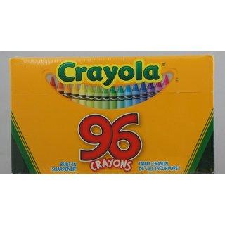 buy crayola 96 crayon colors online get 15 off