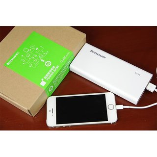 original lenovo power bank 10400mah