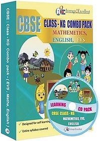 CBSE Board Class KG Study Packages