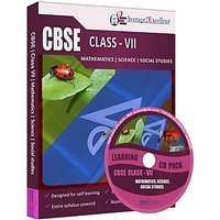 CBSE Class 7 Combo Pack [Maths, Science, Social Science
