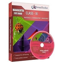 Maharashtra Board Class 11 Combo Pack Physics, Chemistr