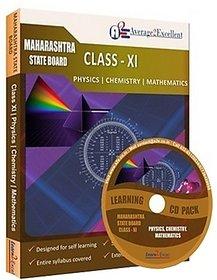 Maharashtra Board Class 11 Combo Pack Physics, Chemistry  Maths