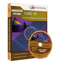 Maharashtra Board Class 12 Combo Pack Physics, Chemistr