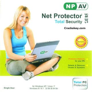 NPAV Protector Total Security 2016 1Pc 3Years