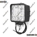 Onella 48W LED Aux Light For SUV's/Jeeps/Cars/Bike/ATV's (Mounting Kit Included)