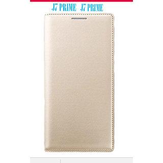 Samsung j7 prime flip cover