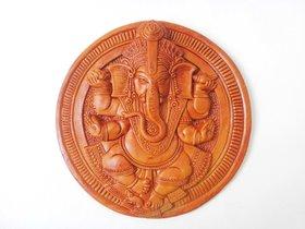 Indian Terracotta Ganesha