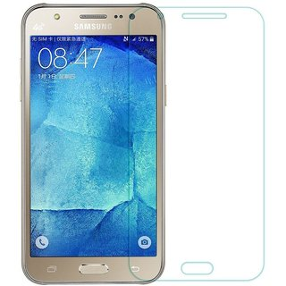 Samsung Galaxy J5 Prime Tempered Glass, 9H Hardness Ultra Clear, Anti-Scratch, Bubble Free, Anti-Fingerprints