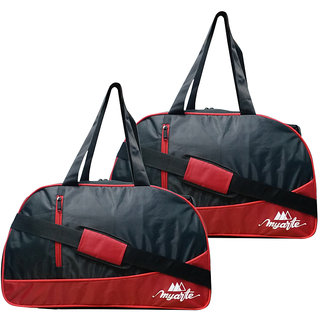 Buy Myarte Red Combo Travel Bags Online   ₹1799 from ShopClues 653b56837b630