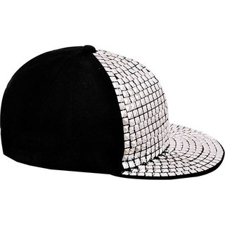 6c79fd17999 Buy Babji Snapback Silver Hiphop Cap Online - Get 50% Off