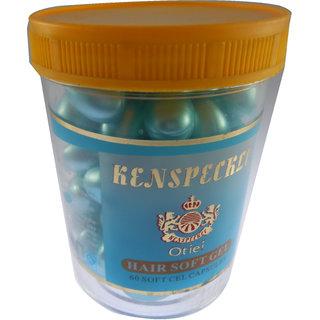 Kenspeckle Otiei Hair Soft Gel 60 Soft Cel Capsules (6946844501089)