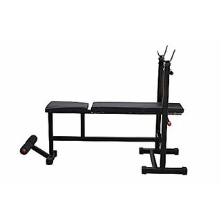 MULTI BENCH 4 IN 1 (INCLINE DECLINE FLAT ABS SIT UP