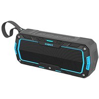 Envent LiveFree 530 Portable Bluetooth Speaker with 10 W RMS- Blue