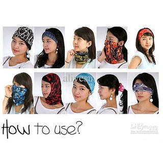 Buff 12 in 1 Multifunctional Headwear Bandana - Sun Dust Protective Mask by  1 get 1 free CODEGr-5972 2daaed034cb2
