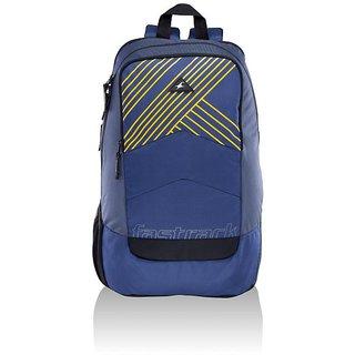Fastrack Blue 25 Ltr Backpack For Man - A0637NBL01
