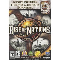 ValuSoft Rise Of Nations + Rise Of Nations Thrones & Pa