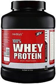 Medisys 100 Whey Protein - Chocolate - 2kg