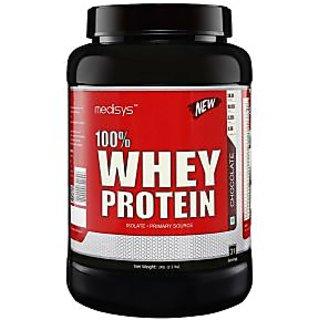 Medisys 100 Whey Protein - Chocolate - 1kg