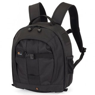 Lowepro Pro Runner 200 AW DSLR Backpack  Black  Bags and Belts