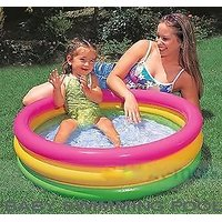 Intex Play In Bath Tub For Baby Fine Quality Wid Multiple Color